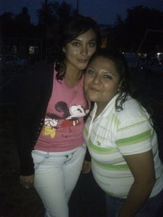 My sister and Jime