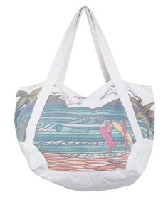 Rip Curl Under the Sun beach bag Alana Blanchard, Heather Brown, Rip Curl, Large Bags, Gym Bag, Surfing, Fashion Accessories, Bling, Fancy