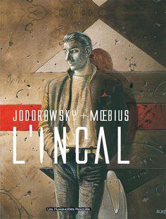 L'Incal de Moebius et Jodorowsky #comics#illustrations #moebius