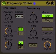 Warm that digital sound up! 2 Minute Ableton Tip #12: Frequency Shifter for Analog Warmth
