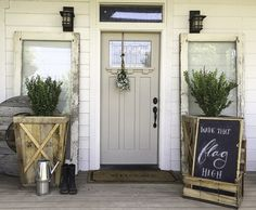 A farmhouse summer home tour Part 1. You must check this home tour out!
