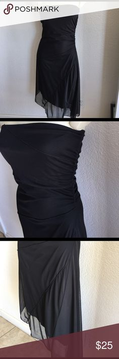 My Michelle Asymmetrical Little Black Dress My Michelle Asymmetrical Little Black Dress. All orders will be shipped same or next business day. My Michelle Dresses Asymmetrical