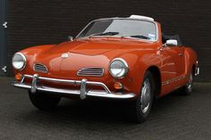 1969 Volkswagen Karmann Ghia Cabriolet Maintenance/restoration of old/vintage vehicles: the material for new cogs/casters/gears/pads could be cast polyamide which I (Cast polyamide) can produce. My contact: tatjana.alic@windowslive.com