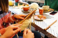 Beginners Knitting Workshops | London, handmade with love, yarn addict, all you need to DIY