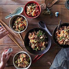 Shrimp Fried Rice Recipe - Epicurious & ZipList