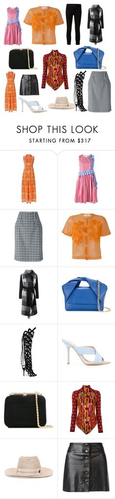 """""""Style Icon Of the Month"""" by donna-wang1 ❤ liked on Polyvore featuring Givenchy, MSGM, Blumarine, Comme des Garçons, Twin-Set, J.W. Anderson, Sophia Webster, ALEXA WAGNER, Loriblu and Christian Lacroix"""