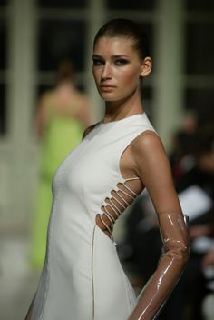 Ralph Rucci  Looking Back to the Future: Ralph Rucci Evolved  May 19 - Sept. 16, 2012