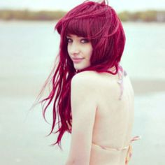 Hair color for this summer/fall? I love the blue but it may be time to change it up soon.