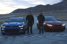 2016 Chevrolet Camaro SS Faces Off With 2015 BMW M4 on Head 2 Head The sixth-generation Chevrolet Camaro has impressed both us and plenty of other critics with its speed, refinement, and outright performance, and now, the sixth-gen faces off against the granddaddy of all sport performance coupes. On the newest episode of Head 2 Head, hosts Jonny Lieberman and Jason Cammisa pit Chevy's newest muscle a…