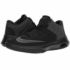 ed7d36040cff Details about Nike Air Versitile II NBK Basketball Shoes Black Gray  AA3819-002 Men's NEW
