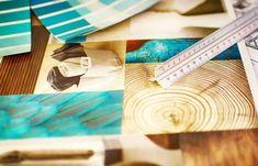 5 Tipps für die Wohnungsgestaltung - meter Interior Design Tips, Kitchen Decor, Painting Walls, Fresh Flowers, Cloth Patterns, Helpful Tips, Home Architect, Home, Homes