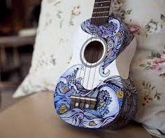Image result for ukulele sharpie designs