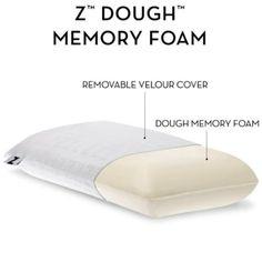 Z™  Dough™ Memory Foam Pillow