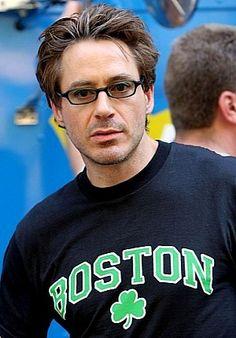Goddddd! He's perfect! He loves Boston just like I do <3