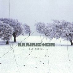 Rammstein - Das Modell (The Model) Single 1997 Front Cover