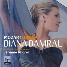 The women of Wolfgang Amadeus Mozart - the Mozart arias