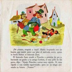 Cuentos infantiles: Pinocho. Cuento popular. Folktale, Wicked, Costumes