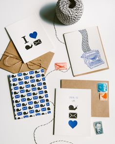 Oh So Beautiful Paper: NSS 2015 Sneak Peek: Underwood Letterpress