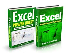 Free Kindle Book - Excel Bundle: Excel Formulas and Functions,Step-By-Step Guide with Examples and Excel Power Query,Excel for Beginners Computer Repair, Computer Technology, Computer Tips, Excel For Beginners, Powerpoint Tips, Free Kindle Books, Step Guide, Social Media, Teaching