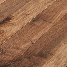 Millennium Walnut Oiled Natural Hand Scraped Flooring | Hand Scraped Wood Floors, Prefinished Engineered Hardwood Floors | Unique Wood Floors