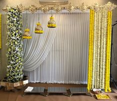 Wedding Backdrop Design, Desi Wedding Decor, Wedding Stage Design, Wedding Stage Decorations, Backdrop Decorations, Flower Decorations, Wedding Mehndi, Background Decoration, Wedding Wall