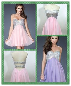 $79.99 cheap homecoming dresses/party dresses/cocktail dresses. Chiffon with beading and sequins. multiple COLORS and Size(US) 0-28W.