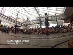 Nanirossi Show (Auckland Buskers Festival 2014)