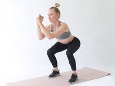 Mit diesen Übungen werden Sie ruck-zuck fit