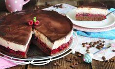 Torcik sernikowo-kawowy z malinami Tiramisu, Sweet, Ethnic Recipes, Blog