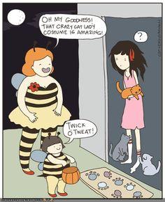 Crazy Cat Lady Costume...