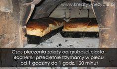 Zapraszam na mój blog  www.kreatywnezycie.pl  Znajdziesz tam dokładną fotorelację oraz przepis jak upiec chleb w domu w piecu chlebowym! Zapraszam!