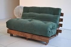 This Is An Image Of The Simple Tokyo Sofa Bed With Futon Mattress From Natural Company Base Shown In Sanded Pine It S A Great Loft Roo