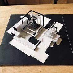 Architecture Model Making, Concept Architecture, Wooden Door Design, Wooden Doors, Navy Pier Chicago, Brick In The Wall, Arch Model, Parametric Design, Constructivism