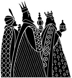 VintageFeedsacks: The Three Wise Men