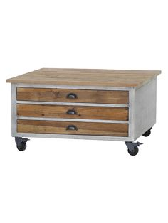 Channing Coffee Table from Coastal Chic Home on Gilt