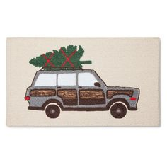 Holiday Decorative Truck. $20. Winter Pioneer Christmas Décor ...