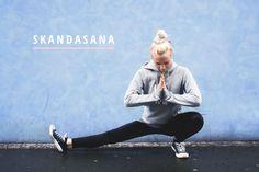 Skandasana | by www.juyogi.com