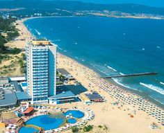 City : Spectacular Tourist Attractions of Burgas Bulgaria - Majestic Resorts In Burgas Beach In Sunny With Luxurious Facilities
