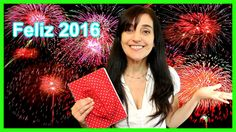 Customização do  Caderno de beijinhos - ÚItimo vídeo de 2015 e Agradecim...