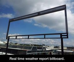 Real Time Weather Report