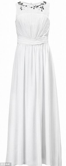 【激安】H&Mから「1万円のウエディングドレス」が登場したでござる+/+1930年代のハリウッドにインスパイアされたデザイン