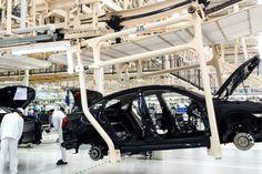 Montadoras japonesas otimistas com operações no Brasil Montadoras de carros do Japão estão otimistas quanto a produção de veículos no Brasil e projetam crescimento do mercado.