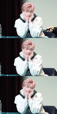 BTS Jin he's so freaking cute ♥ ♥