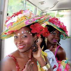 Haiti Carnival by Haiti Tourism