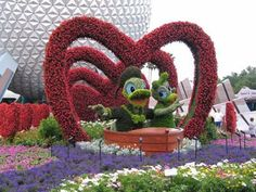 Who does gardening better than Disney?