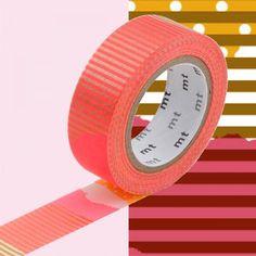 Masking Tape - Deco - F Tsugihagi - 15 mm x 10 m - Photo n°1