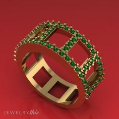 Image for 837-23569 http://www.jewelrythis.com/shop/cocktail/lush-cocktail-ring-837-23569/
