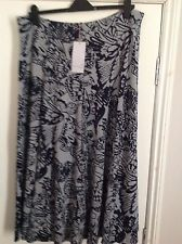 BNWT M&S Per Una Weekend Long Skirt Size 20