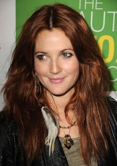 One of my fav brown-red mesh's ever! Sigh, if only <3 ::Obsessed with Drew Barrymore hair::