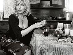 Madonna + Dolce + Gabbana